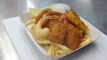 Busy Fish & Chip shop Sydney City Inner Sydney Preview