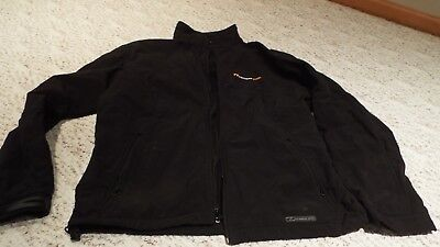 Westman steel black men Jacket Coats Jackets size L/G the weather series for sale  Shipping to India