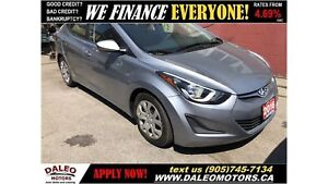 2016 Hyundai Elantra SE| HEATED SEATS| BLUETOOTH| SAT RADIO