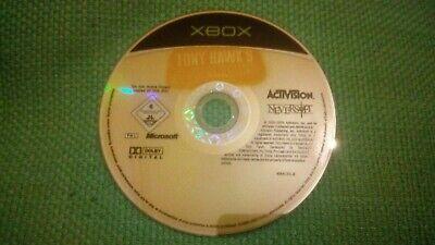 Tony Hawk's Underground Original Xbox Game Disc Only