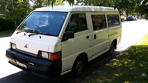 1998 mitsubishi express Frenchs Forest Warringah Area Preview
