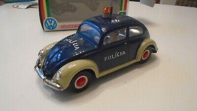 VW COX PEPE JATO KAEFER BEETLE BUG KEVER COCCINELLE POLICE POLIZEI ovali ovale