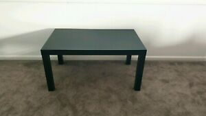 IKEA Lack coffee table black brown 90x55 KELLYVILLE RIDGE