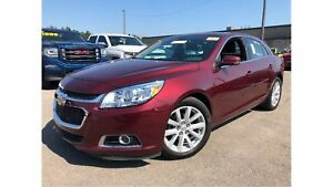 2015 Chevrolet Malibu LT NAVIGATION MOONROOF MAGS LOADED