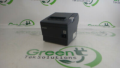 No Power Supply Epson M244a Tm-t88v Usb Thermal Receipt Printer