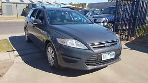 2011 Ford Mondeo LX Wagon AUTO TURBO DIESEL LOW KMS Williamstown North Hobsons Bay Area Preview