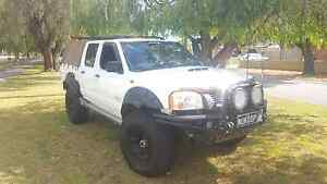 PARTING OUT. D22 NAVARA. HEAVYILY MODIFIED Rockingham Rockingham Area Preview