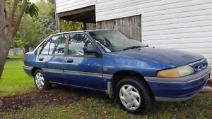 1993 Laser KH sedan