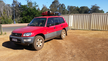 Toyota RAV4 (1998) Backpacker 4WD