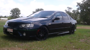 Ford BF XR8 MKll 6 Speed Manual Bakewell Palmerston Area Preview