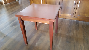 TIMBER SIDE/COFFEE TABLE for HOME, CAFE/ RESTAURANT. Camberwell Boroondara Area Preview