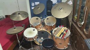 Sonor Force 1005 Drumkit Millner Darwin City Preview