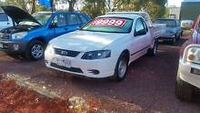 2007 Ford Falcon Ute Mansfield Mansfield Area Preview