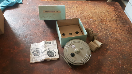 Grice and Young Avon Royal fishing reel  Maryland Newcastle Area Preview