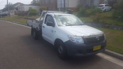 2013 toyota hilux work mate Narraweena Manly Area Preview