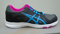 Asics Ayami-shine Ladies Cross Training Trainers Fitness Sport Shoes Trainers A - asics - ebay.co.uk