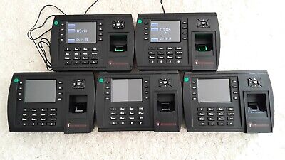 5 Gatekeeper Multimedia Fingerprint Access Control Time Clocks