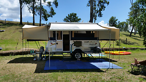 Jayco Flammingo Outback Camper Trailer Caboolture Caboolture Area Preview