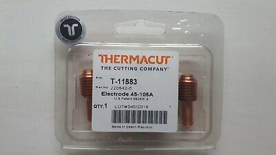 5 St. Elektrode 45a-105a F. Powermax 6585105 Hypertherm 220842 Org. Thermacut