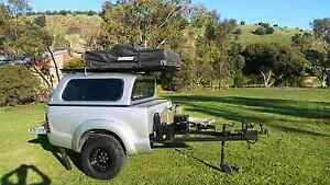 Hilux camper swap for side console or good tinnie setup Carseldine Brisbane North East Preview
