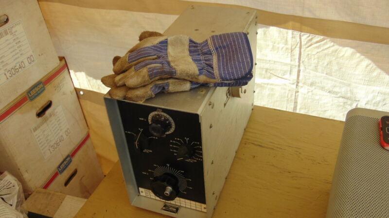 Ham Radio Antenna Tuner Coupler Collins 180Y-1 10kw BIG
