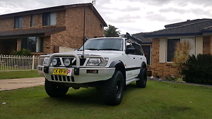 Nissan patrol Noraville Wyong Area Preview