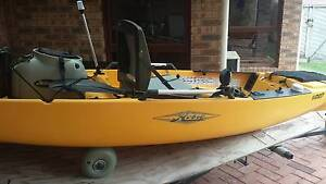 HOBIE Pro Angler 14 Bateau Bay Wyong Area Preview
