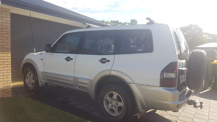 02 GLS PAJERO ☆SWAP OR SELL☆