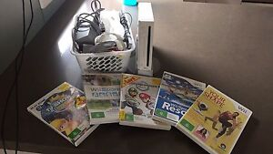 Nintendo Wii with games Frenchs Forest Warringah Area Preview