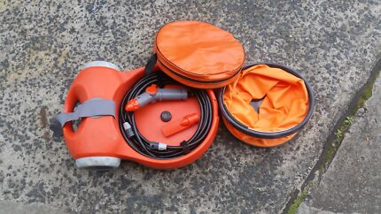 Camping 12V shower with pressure cleaner Brookvale Manly Area Preview