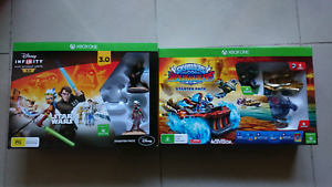 Disney Infinity 3 & Skylanders starter pack - Xbox One - NEW Bankstown Bankstown Area Preview