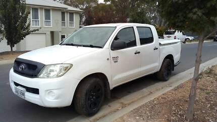 2009 Toyota Hilux Low kms Mount Barker Mount Barker Area Preview