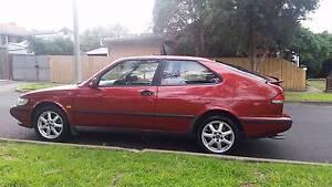 1998 Saab 900 Talladega Coupe, registered until April 2017 Coburg Moreland Area Preview