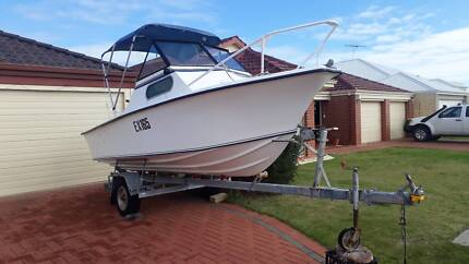 5 metre runabout