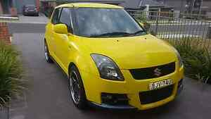 Suzuki swift sport West Hoxton Liverpool Area Preview