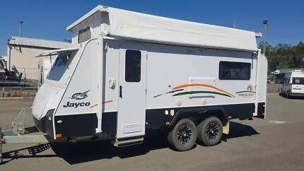 2013 Jayco Outback Dicovery Poptop Loganholme Logan Area Preview