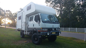 *PRICE DROP*2000 Mitsubishi Canter dual cab 4.2L turbo diesel 4x4 Gumdale Brisbane South East Preview