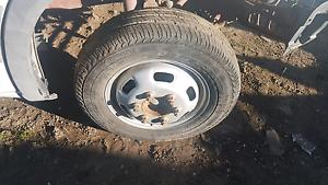 Wheels and tyres Seaford Frankston Area Preview