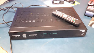 Topfield trf-7170 digital set-top box with remote 1tb hard drive Shailer Park Logan Area Preview