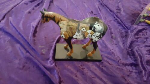 THE TRAIL OF PAINTED PONIES DOG AND & PONY SHOW #12231 WESTLAND GIFTWARE model
