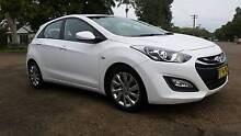 2013 Hyundai i30 Diesel Gunnedah Gunnedah Area Preview
