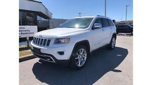 2016 Jeep Grand Cherokee Limited | 4WD | NAV | LHR |  ROOF | CAM
