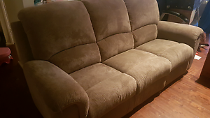Fabric 3 seater + 2 recliner Lounge Suite - Excellent condition Willaston Gawler Area Preview