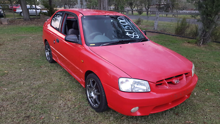 HYUNDAI Accent Fairney View Ipswich City Preview