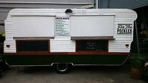 Vintage Mobile Food Van / Truck & Business - 'For The Pickles' Woolloongabba Brisbane South West Preview