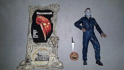 Michael Myers Figur Movie Maniacs McFarlane Halloween - - Halloween Kürbisse