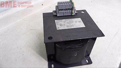 Dongan Es-10250.598 Transformer 3 Kva 60 Hz 415480 Pri. V 120240 Sec. V