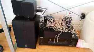 Yamaha Digital home theatre system Melton Melton Area Preview