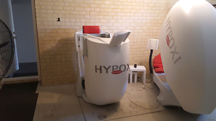 Hipoxi Machines For Sale. L250 & S120 in great condition.