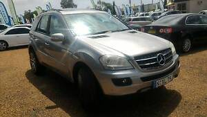 Mercedes-Benz ML Wagon 2005 Rent2Own for $249 P/W Mount Druitt Blacktown Area Preview